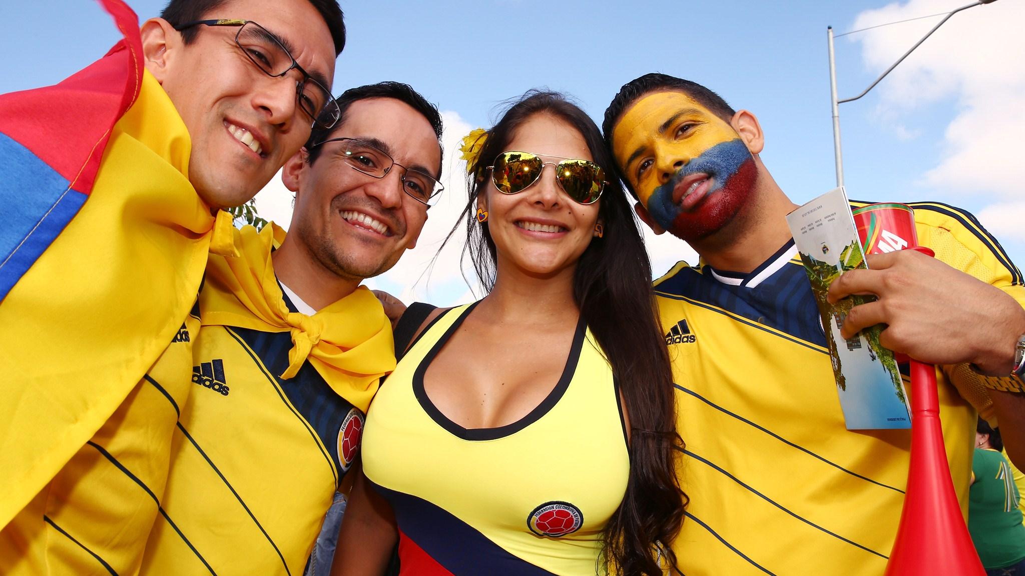 105 - Colombia-Greece [3-0] -- 14 Jun 2014 - 13-00 -- Belo Horizonte - Estadio Mineirao