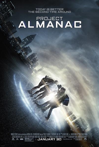 Sonsuzluk Projesi | Project Almanac | 2015 | BRRip XviD | Türkçe Dublaj
