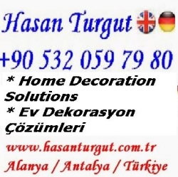 alanya sineklik alanya decoration +90 532 059 79 80 www.hasanturgut.com.tr - Hasan Turgut