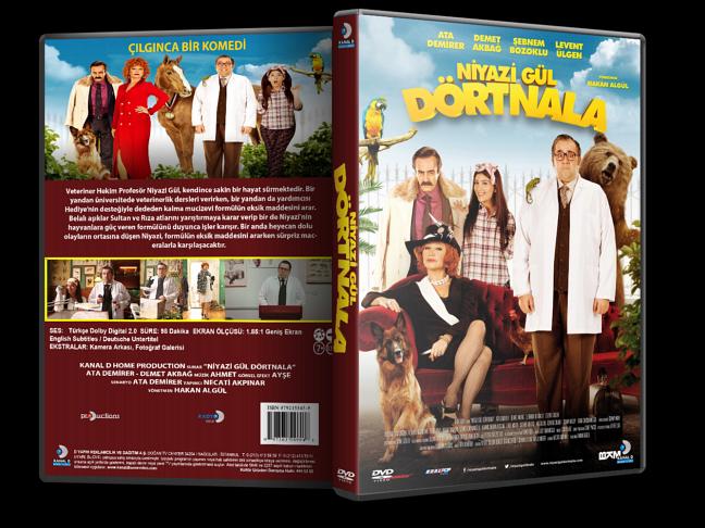 Niyazi Gül Dört Nala | 2015 | DVD-5 | Yerli Film