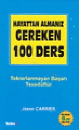 Jason Carrier Hayattan Almanız Gereken 100 Ders Pdf