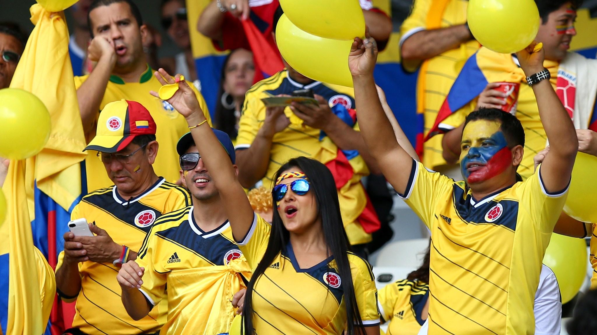 77 - Colombia-Greece [3-0] -- 14 Jun 2014 - 13-00 -- Belo Horizonte - Estadio Mineirao