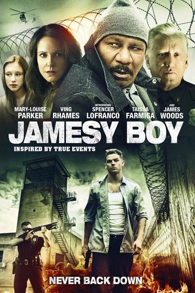 James'in Kurtuluşu | Jamesy Boy | 2014 | BRRip XviD | Türkçe Dublaj