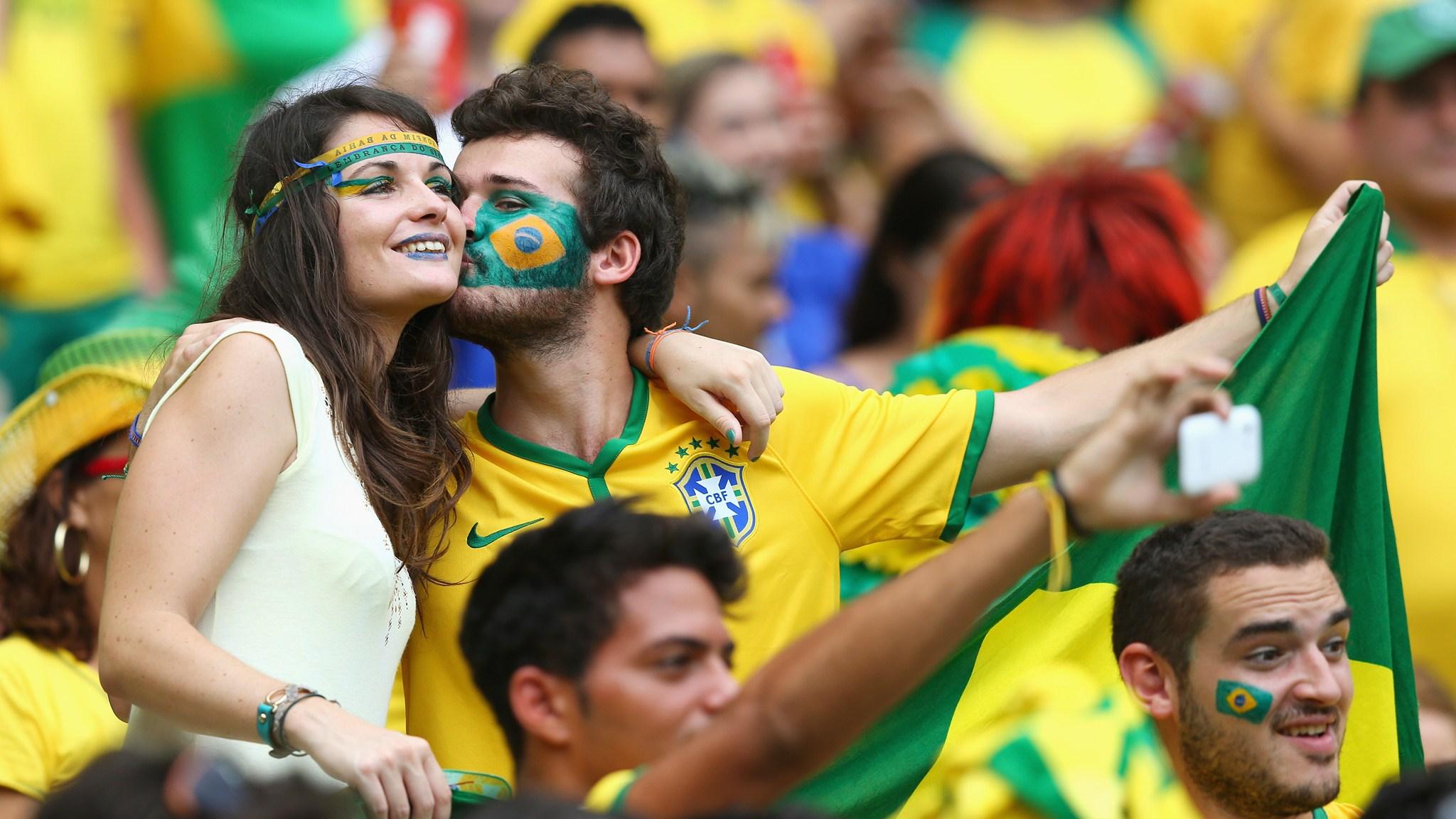 120 - Brazil-Mexico [0-0] -- 17 Jun 2014 - 16-00 -- Fortaleza - Estadio Castelao