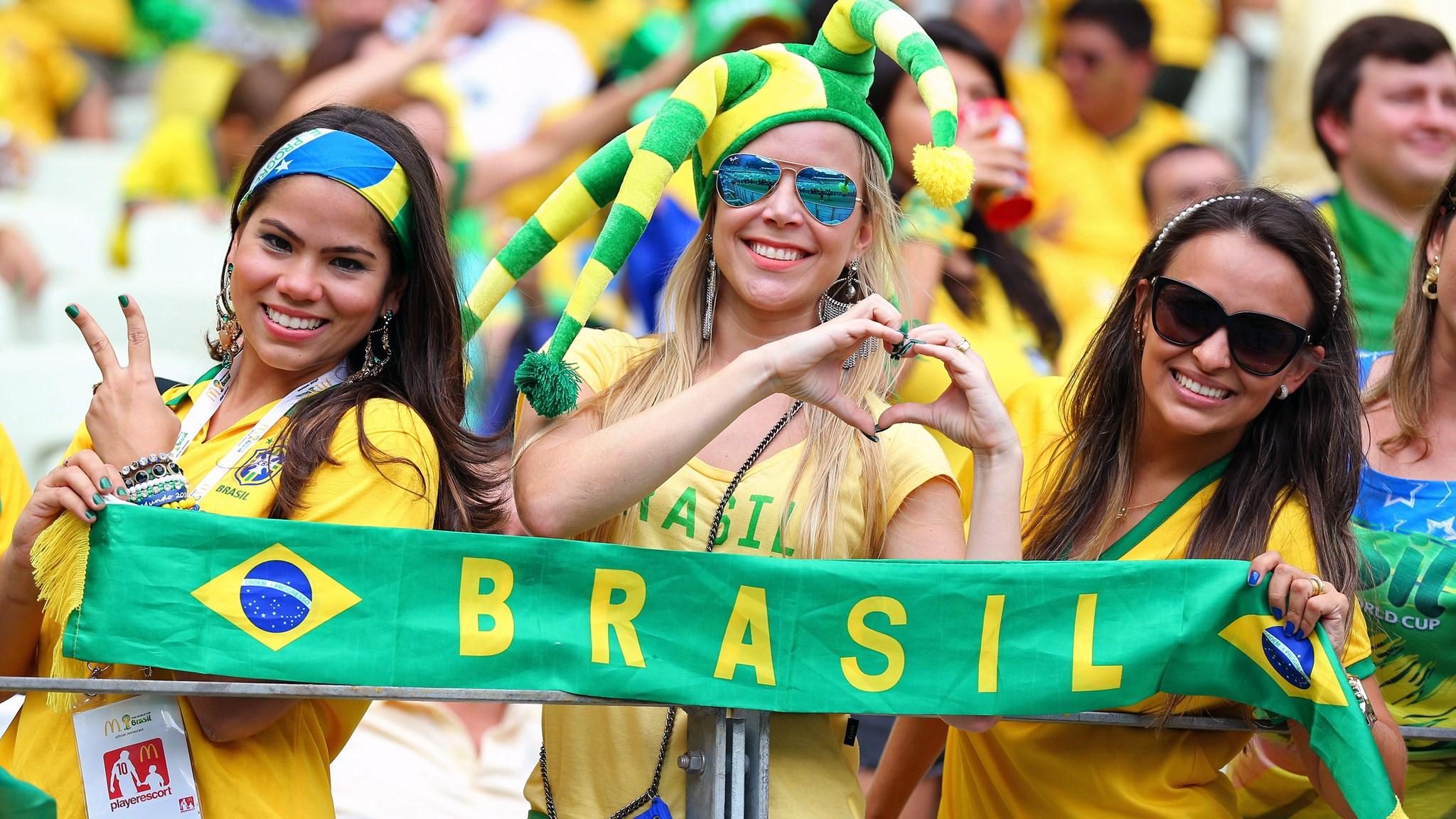 100 - Brazil-Mexico [0-0] -- 17 Jun 2014 - 16-00 -- Fortaleza - Estadio Castelao