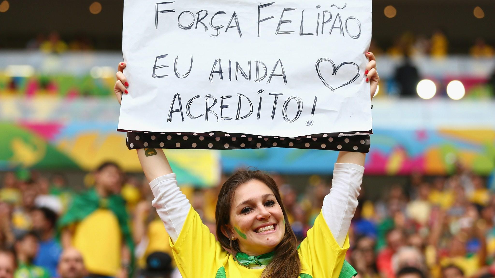 163 - Brazil-Netherlands [0-3] -- 12 Jul 2014 - 17-00