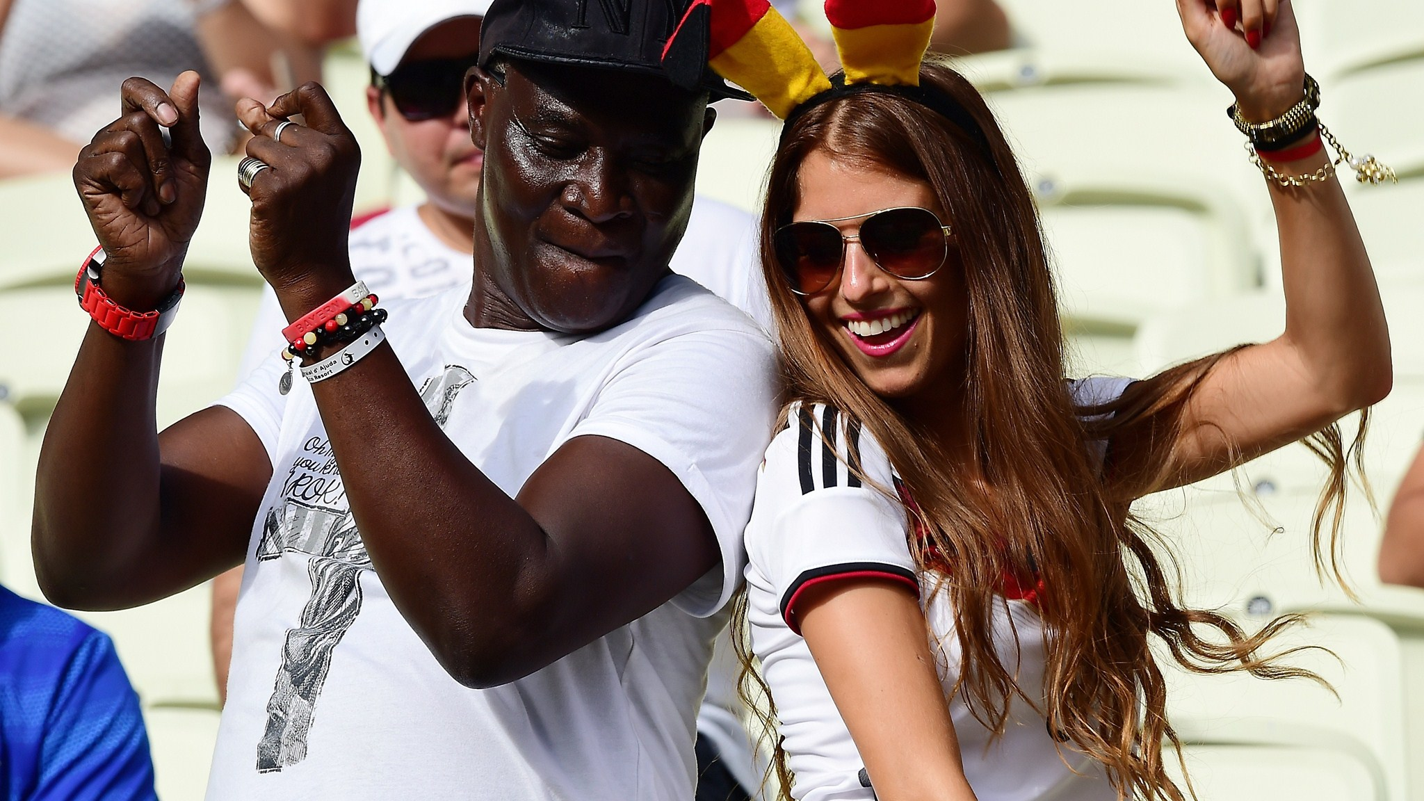155 - Germany-Ghana [2-2] -- 21 Jun 2014 - 16-00