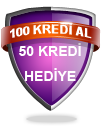 100 Kredi