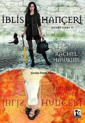 Rachel Hawkins İblis Hançeri Pdf