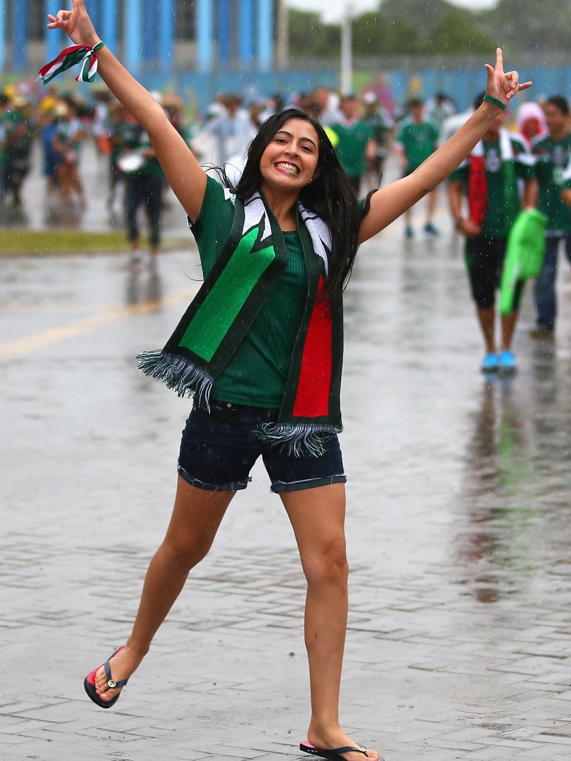 156 - Mexico-Cameroon [1-0] -- 13 Jun 2014 - 13-00 -- Natal - Estadio das Dunas