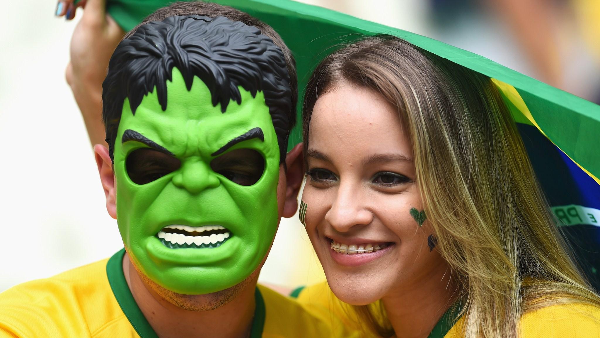 93 - Brazil-Mexico [0-0] -- 17 Jun 2014 - 16-00 -- Fortaleza - Estadio Castelao