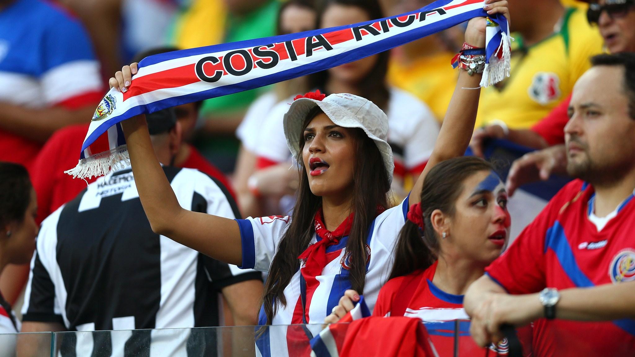 168 - Costa Rica-Greece [1-1 - Costa Rica win on penalties (5 - 3)] -- 29 Jun 2014 - 17-00