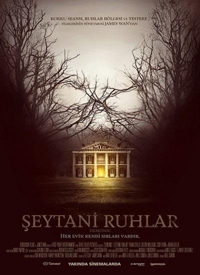 Şeytani Ruhlar | Demonic | 2015 | BRRip XviD | Türkçe Dublaj