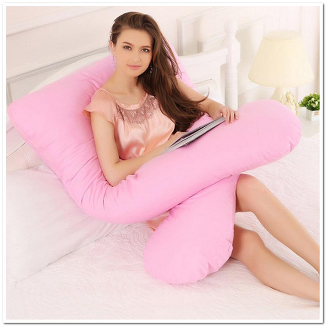 Подушка для беременных в форме подковы как использовать