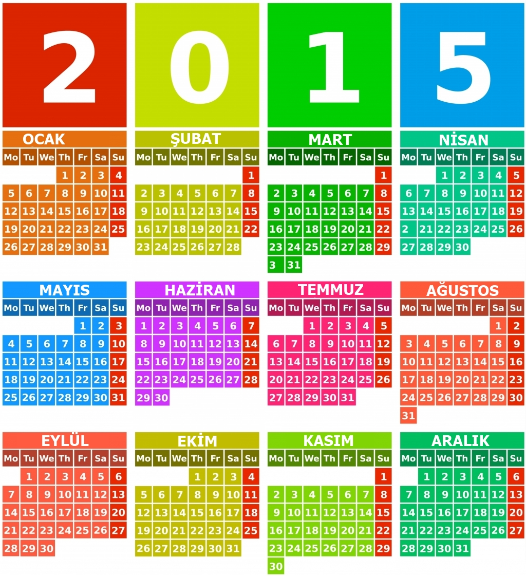 Ay Takvimi 2015 | Search Results | Calendar 2015