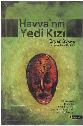 Bryan Sykes Havvanın Yedi Kızı Pdf
