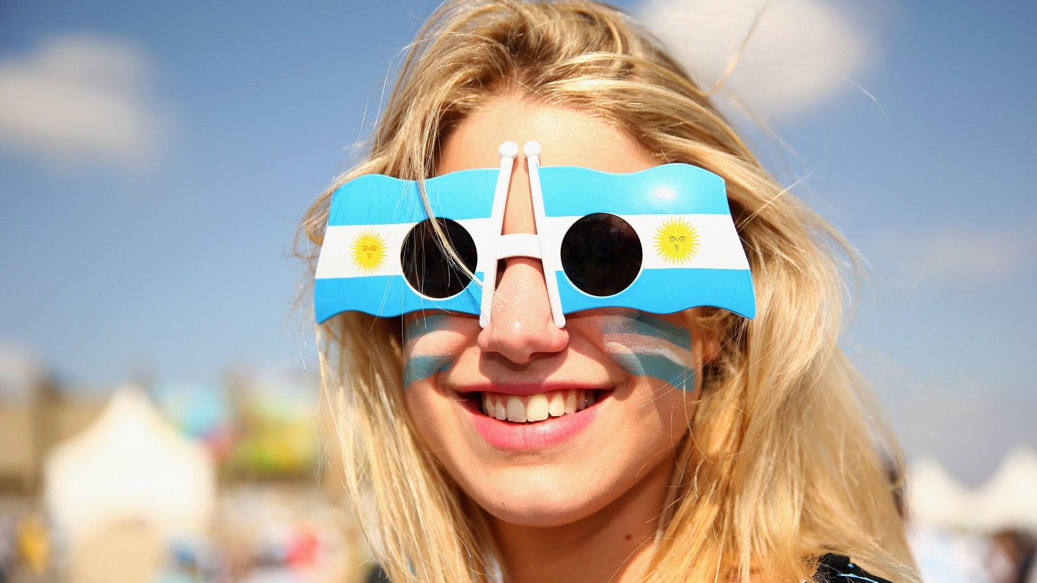144 - Argentina-Iran [1-0] -- 21 Jun 2014 - 13-00