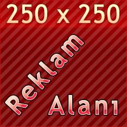 reklam verin -  250x250