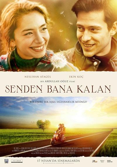 Senden Bana Kalan | 2015 | DVDRip XviD | Yerli Film