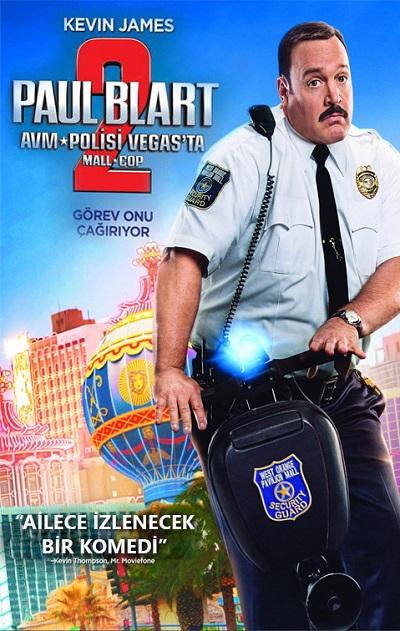 Avm Polisi Vegas'ta Türkçe Dublaj İzle