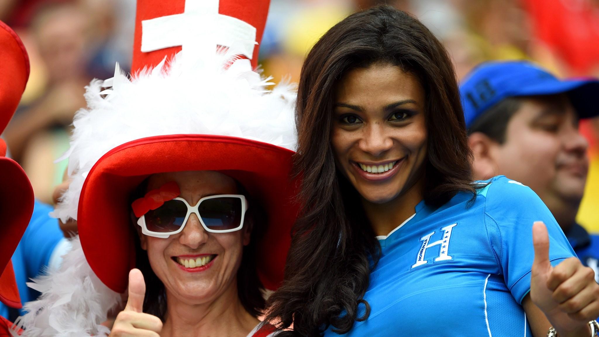 39 - Honduras-Switzerland [0-3] -- 25 Jun 2014 - 16-00
