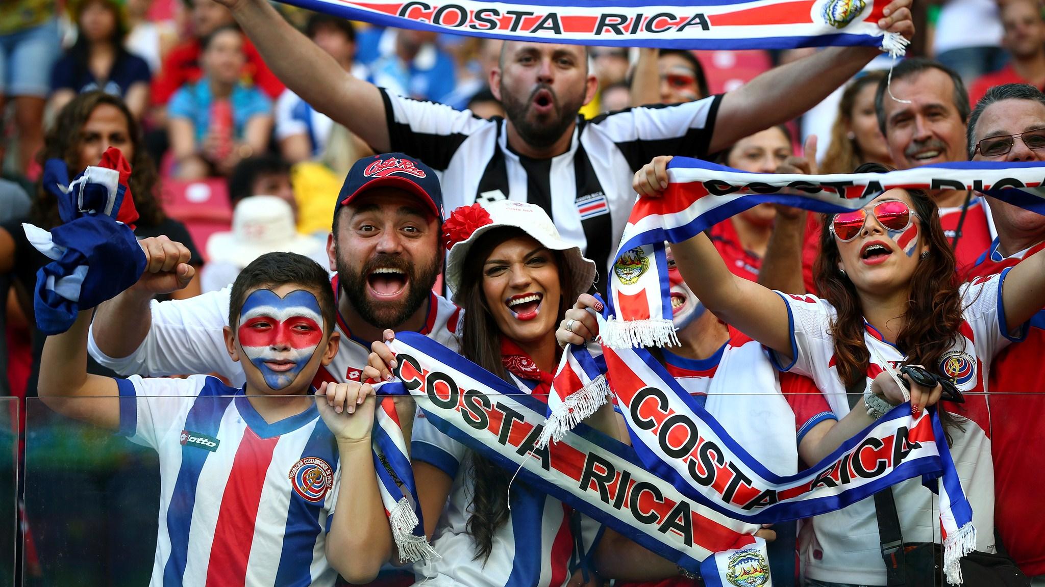 180 - Costa Rica-Greece [1-1 - Costa Rica win on penalties (5 - 3)] -- 29 Jun 2014 - 17-00