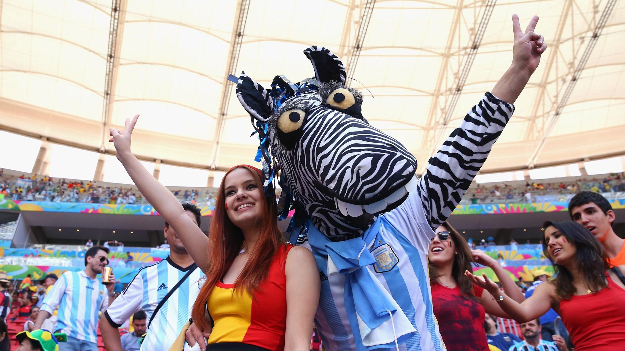 163 - Argentina-Belgium [1-0] -- 05 Jul 2014 - 13-00