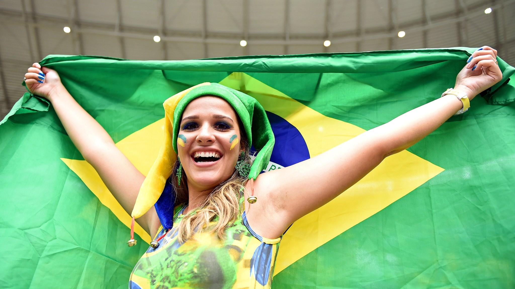140 - Brazil-Mexico [0-0] -- 17 Jun 2014 - 16-00 -- Fortaleza - Estadio Castelao
