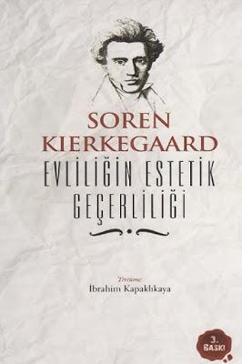 Soren Kierkegaard Evliliğin Estetik Geçerliliği Pdf