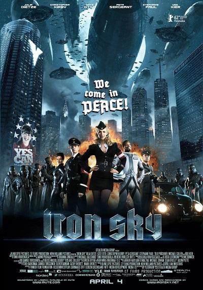 Demir Gökyüzü | Iron Sky | 2012 | BRRip XviD | Türkçe Dublaj