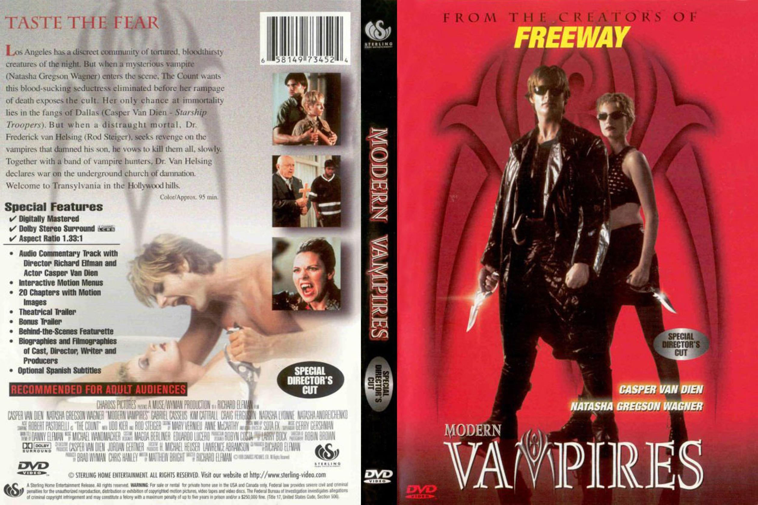Vampires porn dvd adult picture