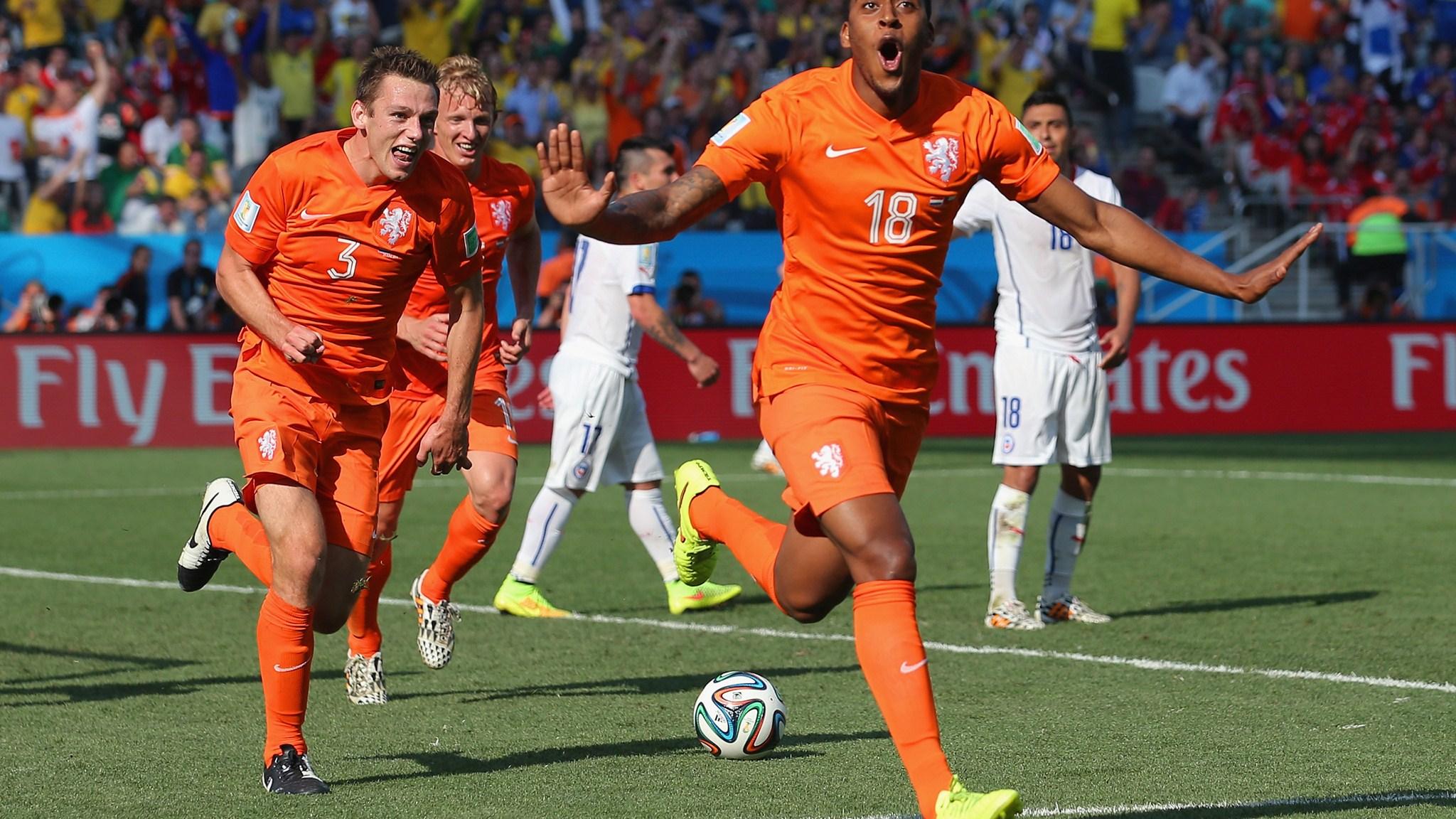 Смотреть футбол нидерланды чили 10 фотография