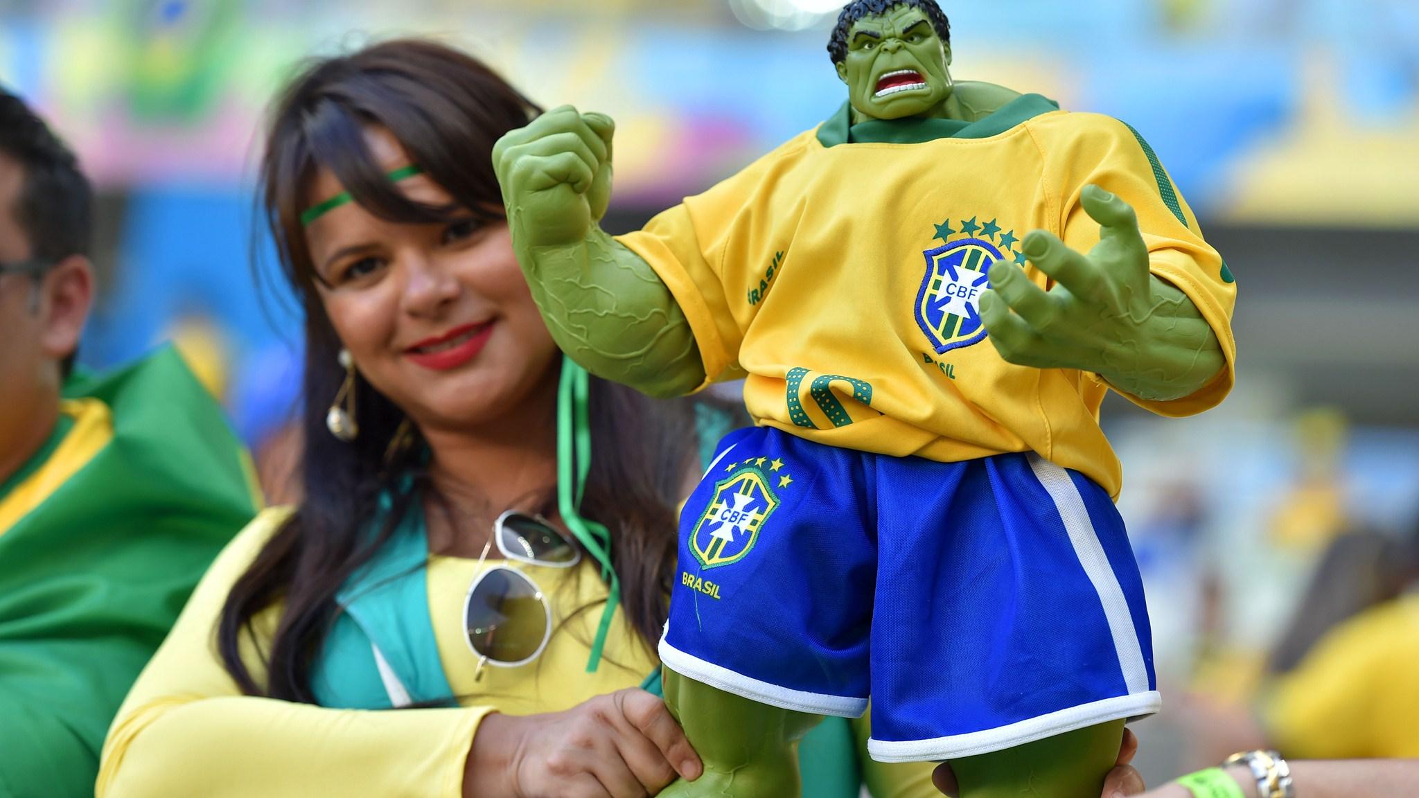 215 - Brazil-Colombia [2-1] -- 04 Jul 2014 - 17-00