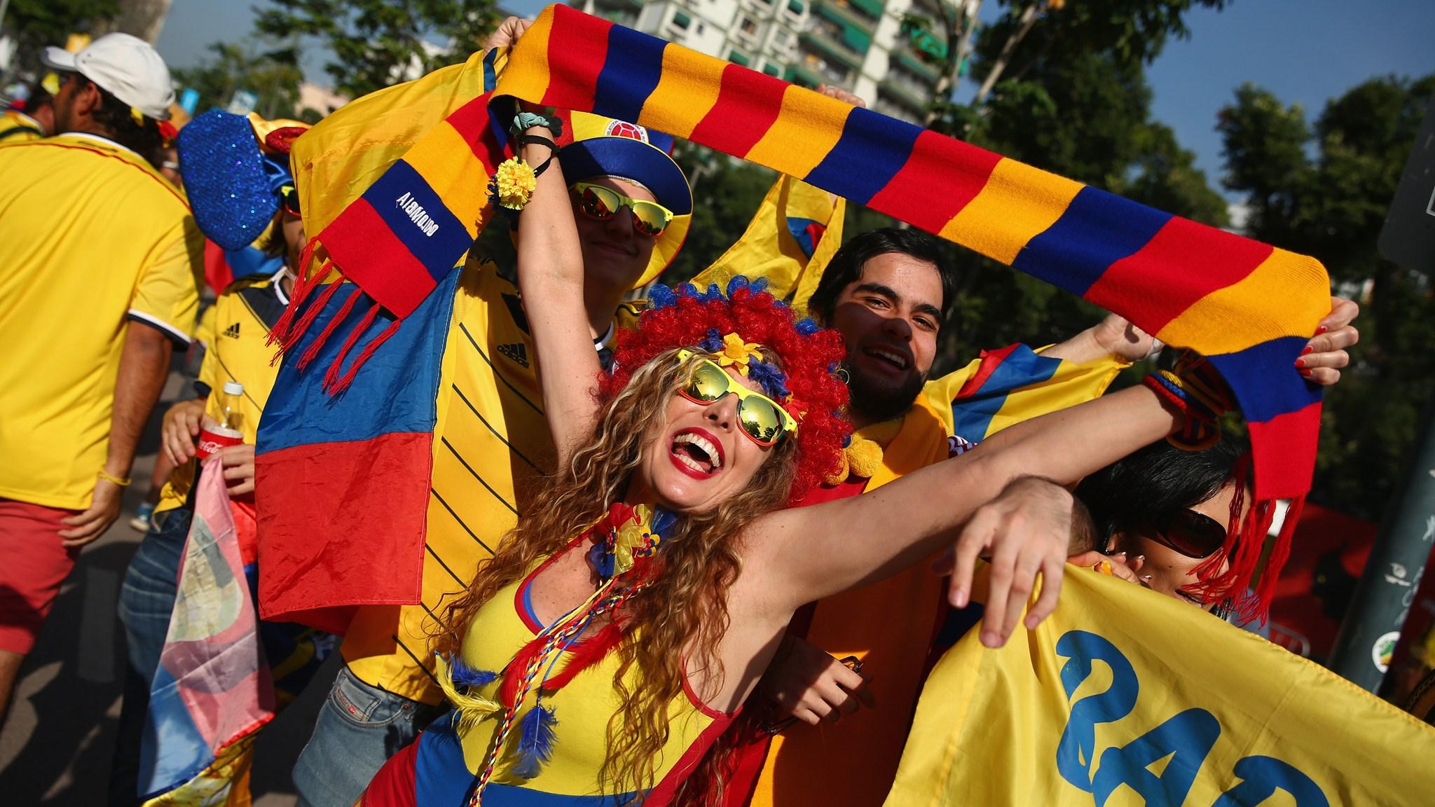 146 - Colombia-Uruguay [2-0] -- 28 Jun 2014 - 17-00
