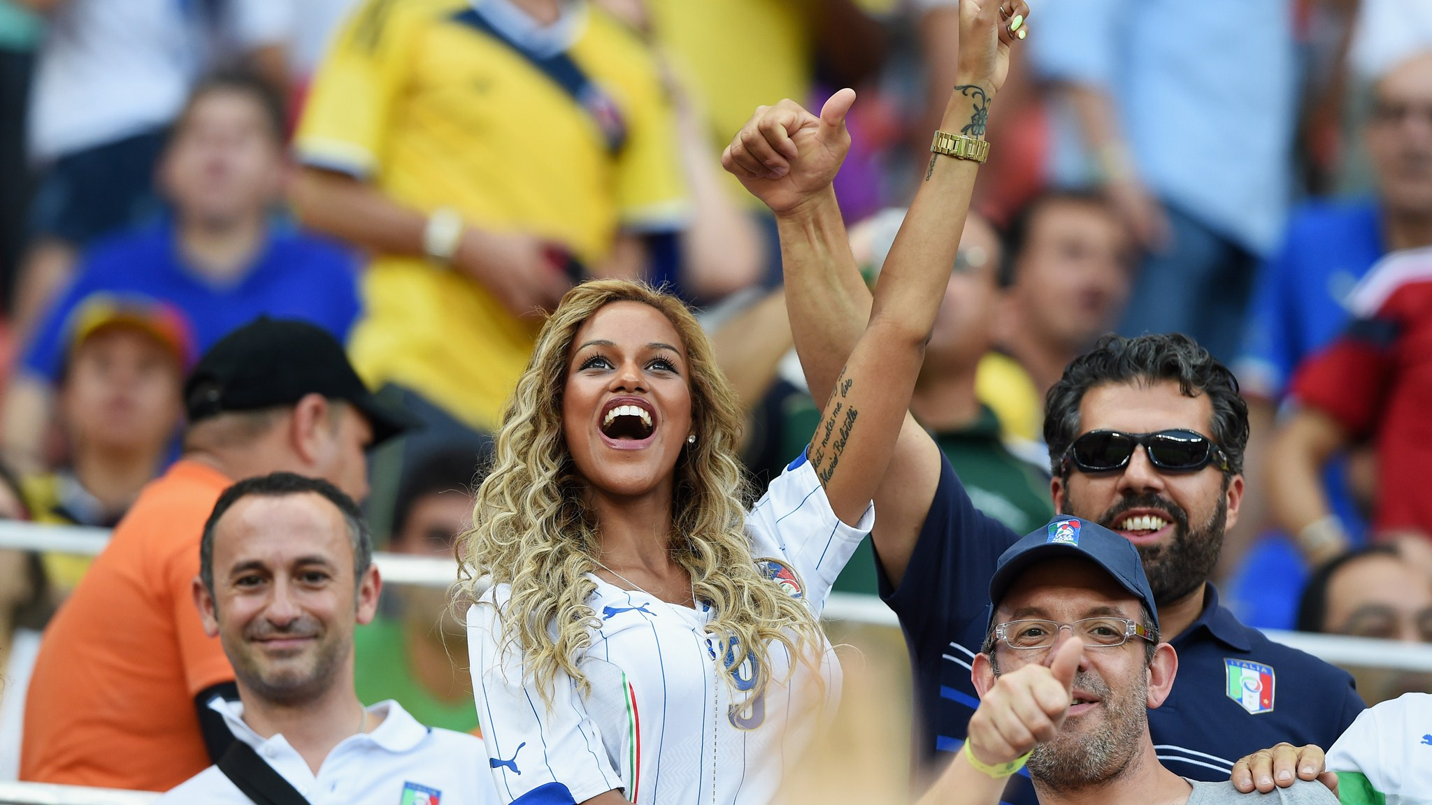 18 - England-Italy [1-2] -- 14 Jun 2014 - 18-00 -- Manaus - Arena Amazonia