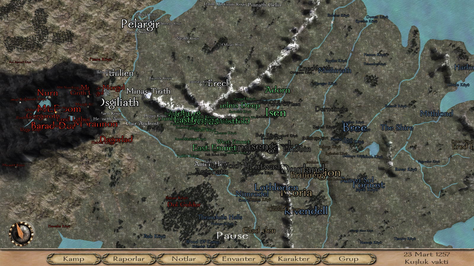 mount and blade warband how to become a lord