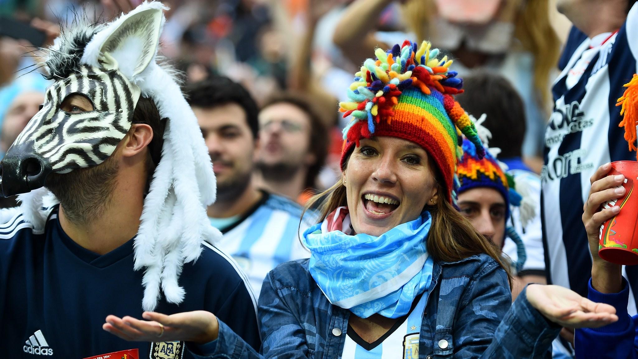 7 - Netherlands-Argentina [0-0] -- 09 Jul 2014 - 17-00