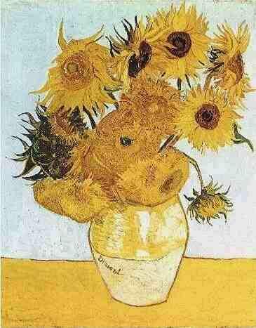 Van Gogh Eserlerinden Birkaçı