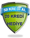 50 Kredi