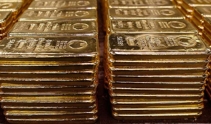 Nazi Altınları-Hitler'in Altınları