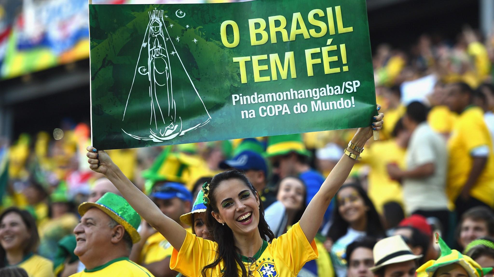 188 - Brazil-Croatia [3-1] -- 12 Jun 2014 - 17-00 -- Sao Paulo - Arena Corinthians