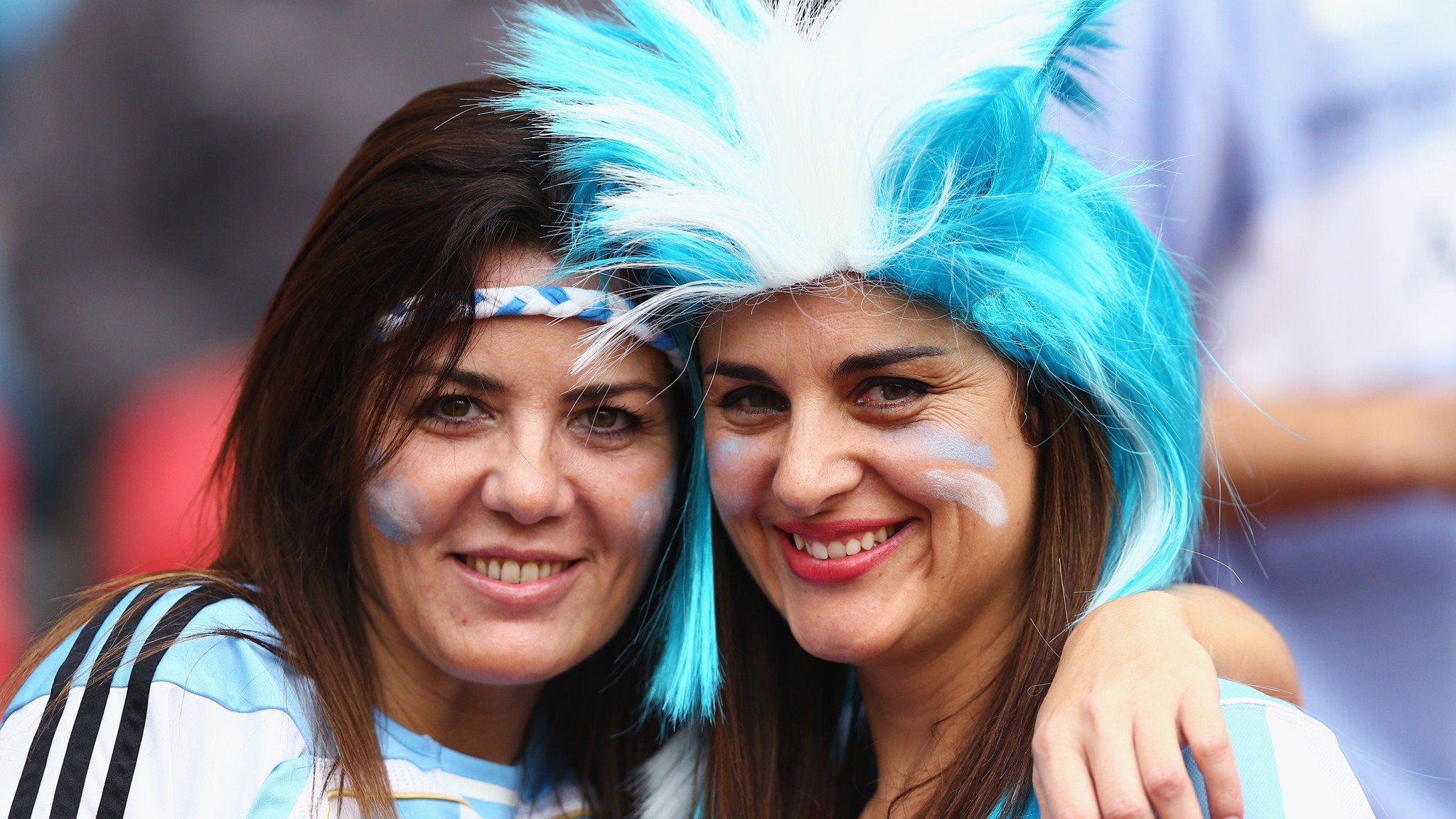135 - Nigeria-Argentina [2-3] -- 25 Jun 2014 - 13-00