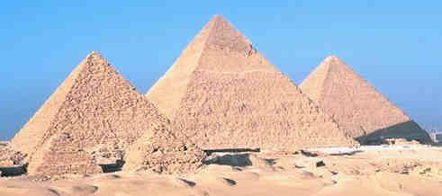 Piramitlerde ki Matematik ve Geometri