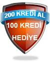 200 Kredi