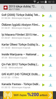 Android Müzik Video Film İndir Full Apk