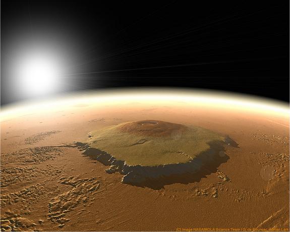 Güneş Sisteminin 7 Harikası