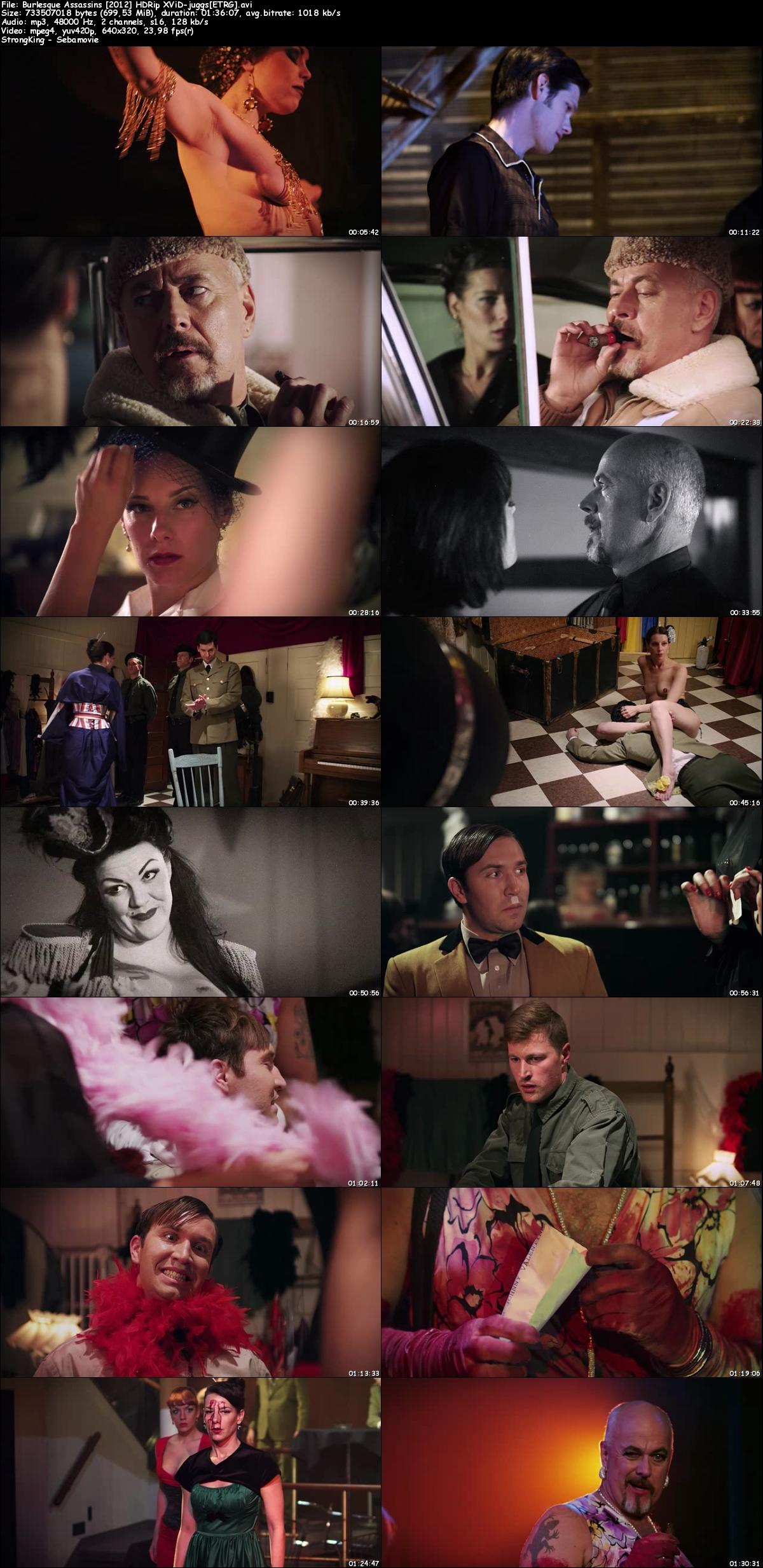 Burlesque Assassins [2012] HDRip XViD-juggs[ETRG] - strongking