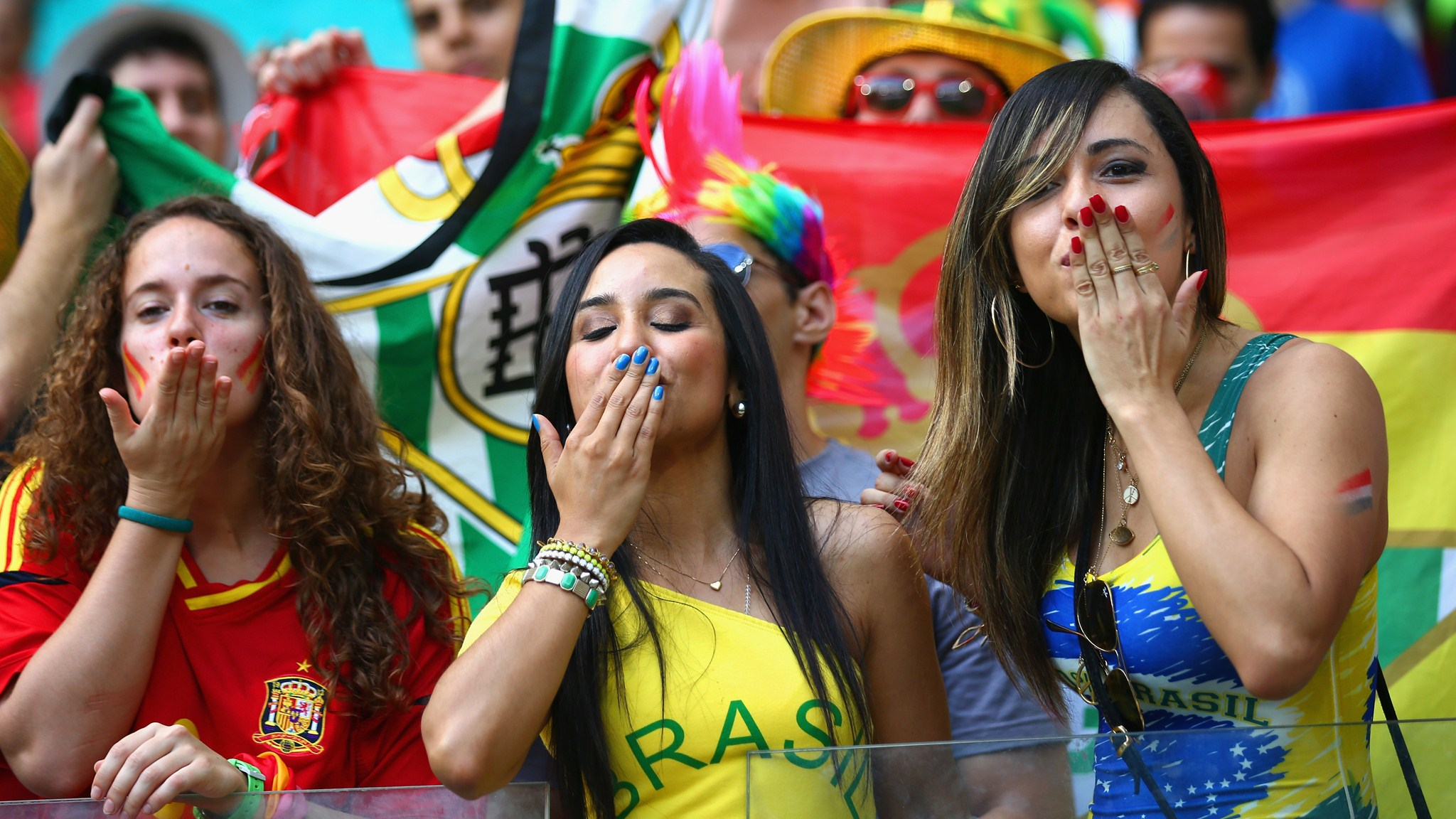 156 - Spain-Netherlands [1-5] -- 13 Jun 2014 - 16-00 -- Salvador - Arena Fonte Nova - kuaza