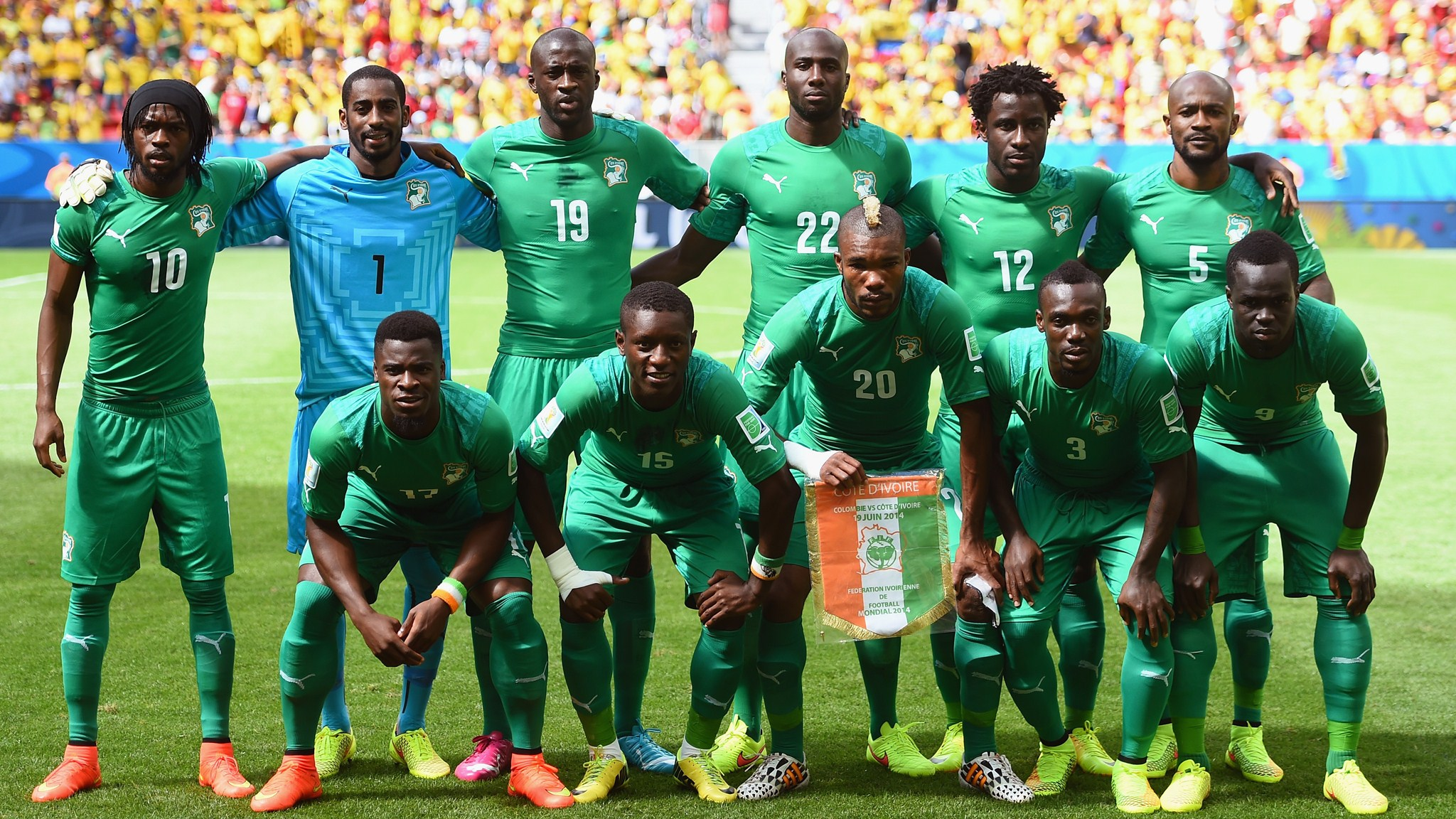 132 - Colombia-Côte d'Ivoire [2-1] -- 19 Jun 2014 - 13-00 - kuaza