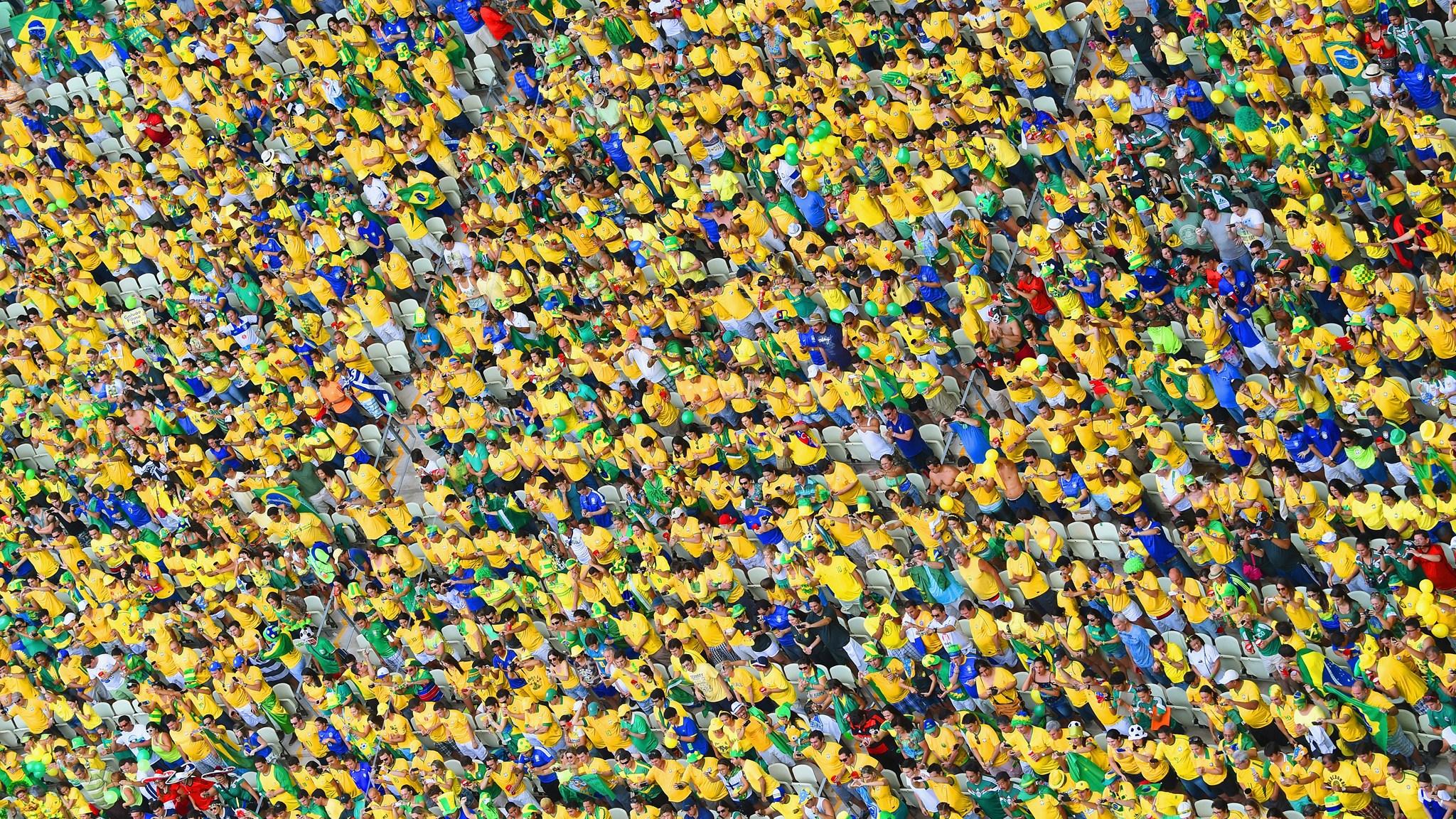 119 - Brazil-Mexico [0-0] -- 17 Jun 2014 - 16-00 -- Fortaleza - Estadio Castelao - kuaza